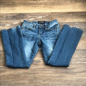 Lucky Brand Girls Charlotte Mini flair jeans